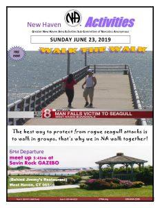 Walk the Walk @ Captain Thomas Boulevard | West Haven | Connecticut | United States