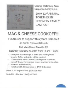 Mac N Cheese Cookoff @ All Saints Episcopal Church | Watertown | Connecticut | United States
