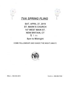 TVA Spring Fling @ St Marks Church | Missoula | Montana | United States