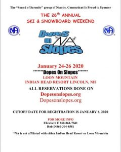 26th Annual Dopes On Slopes 2020 @ Loon Mountain Indian Head Resort | Lincoln | New Hampshire | United States