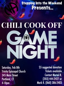 Chili Cookoff & Game Night @ Trinity Episcopal Church | Portland | Connecticut | United States