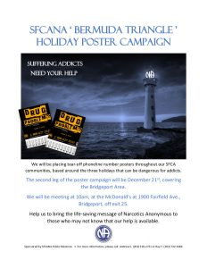 SFCA PR Holiday Poster Campaign @ McDonalds Exit 25 | Bridgeport | Connecticut | United States