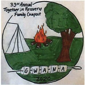 GWA Together in Recovery Family Campout 2021 @ Camp Cedarcrest | Orange | Connecticut | United States
