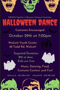 GWA Halloween Dance @ Wolcott Youth Center | Wolcott | Connecticut | United States